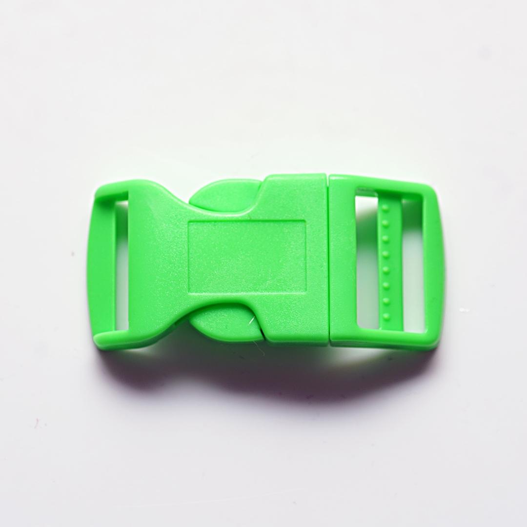 click neon zielony