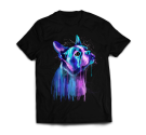 T-shirt-Boston Terrier