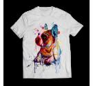 T-shirt -Buldog Francuski
