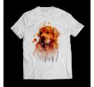 T-shirt  - Golden Retriever2