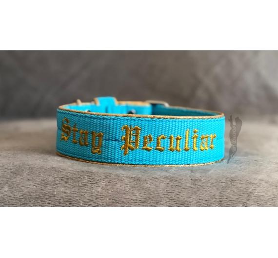 Collar GOLD & SILVER EDITION 4 cm