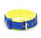 Collar JUICY FLEECE COMFORT KENNEL  4 cm
