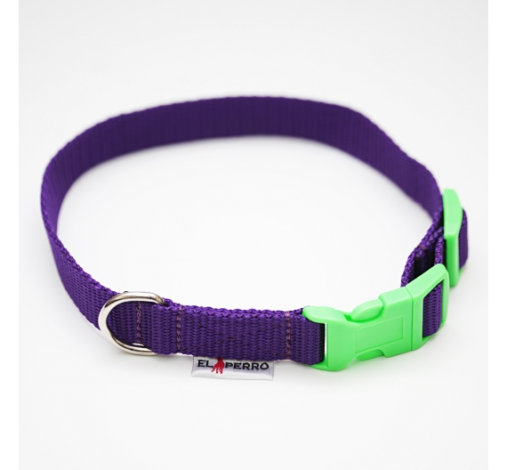 Collar PUPPY CLICK COLOR 2 cm