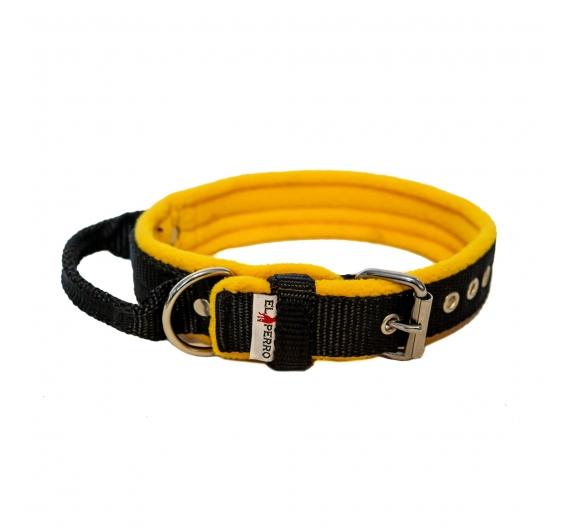 Collar SAFE GRIP FLEECE COMFORT 5 cm