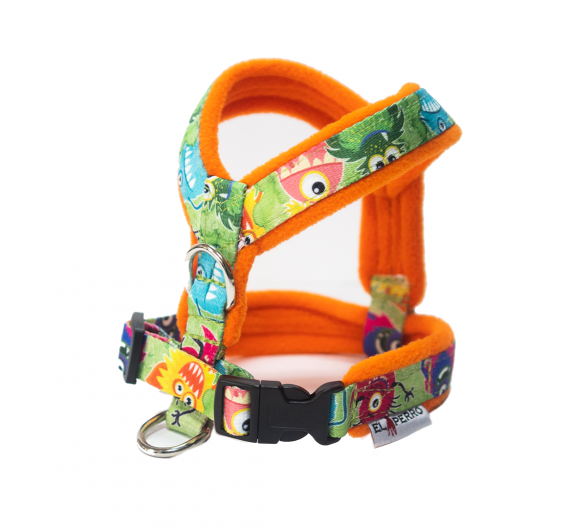 Harness CLICK FUNNY COLECTION 2,5 cm
