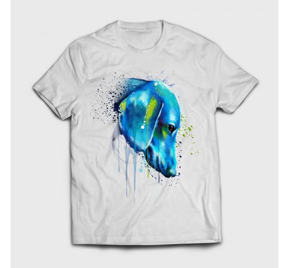 T-shirtd aschund 2