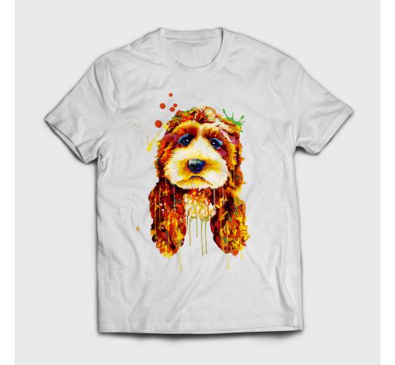 T-shirt Poodle 2