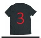 T-shirt - French Bulldog DARK GREY