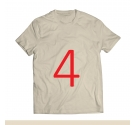 T-shirt - French Bulldog SAND
