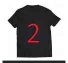 T-shirt - French Bulldog DARK GRAPHITE