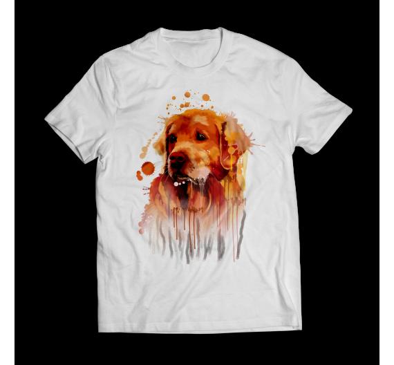 T-shirt  - Golden Retriever 2