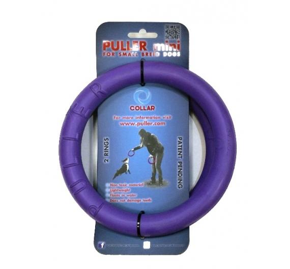 Dog training device PULLER mini (komplet 2szt). Ø 19cm