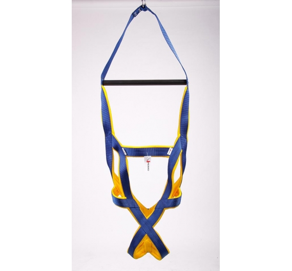 WEIGHT PULLING HARNESS 4CM
