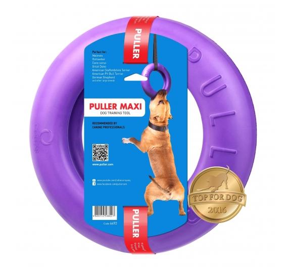 Dog training device PULLER maxi (komplet 1szt). Ø 28cm