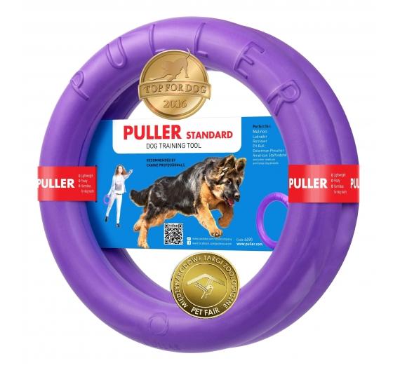 Dog training device PULLER standard (komplet 2szt). Ø 28cm