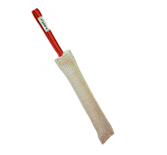JUTE TUG 400/60 mm - ONE HANDLE