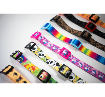 Collars 2 cm FUNNY COLLECTION