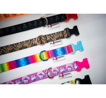 Collars 2,5 cm FUNNY COLLECTION
